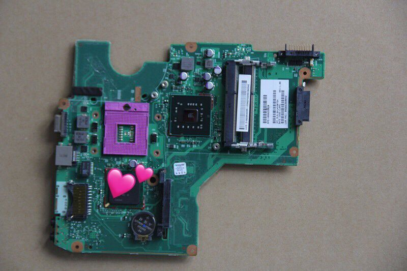 все цены на V000258030 For Toshiba Satellite C605 Laptop motherboard 6050A2446201-MB-A01 GL40 DDR3 fully tested work perfect онлайн