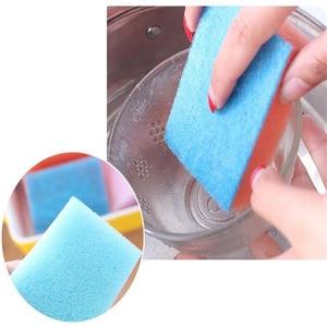Image 2 - 10 個の色除染強力なカラフルなナノスポンジ多目的商品のランダムな色