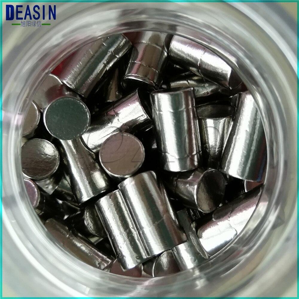 High-quality Dental High Heat Chromium Cobalt Cast Partial Denture Co-Cr Alloy Material