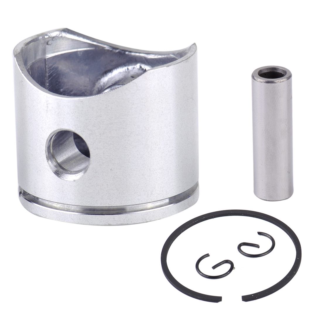 LETAOSK 40mm Piston Circlip Pin Kit Replacement Fit For Husqvarna 41 141 142 Chainsaw 530 06 94-54Accessories