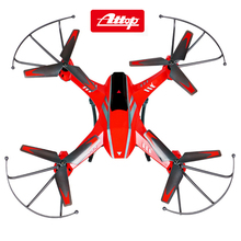 2017 Attop YD-A8C Counterattack RC Drones Helicopter Quadcopter 2.4GHz 4CH 360 Degree Version One Key Roll Best gift Kids Toys#N