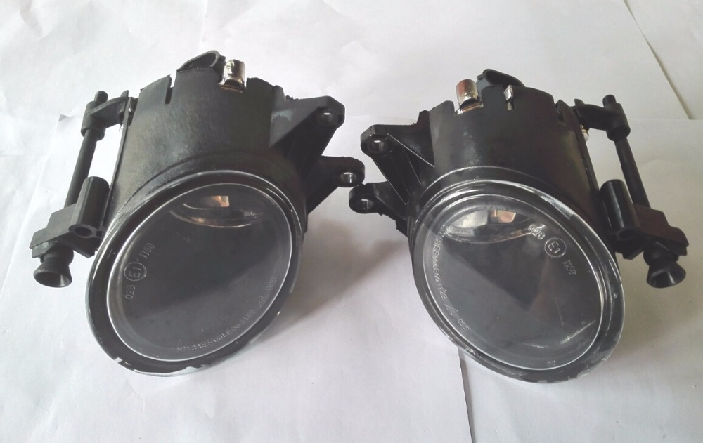 ФОТО NEW 1pair Left and Right Fog Light OEM Automotive Lighting  Set For Audi A4 Quattro RS4