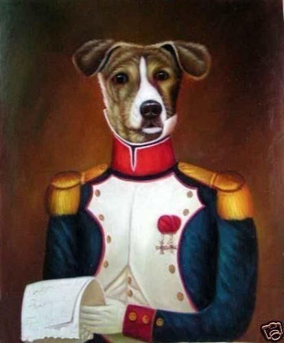 Online Buy Wholesale painting dog portraits from China painting ...