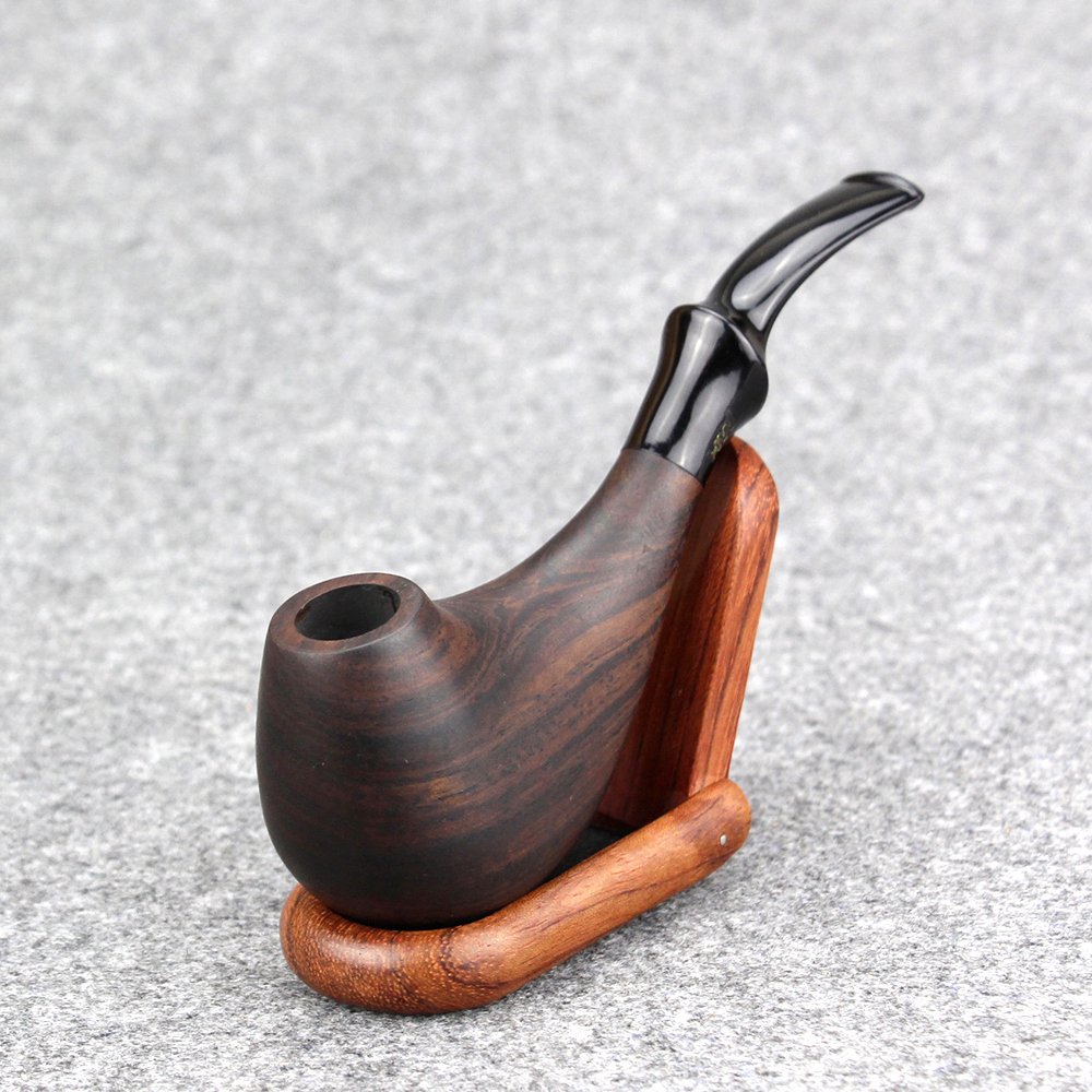 Handmade Tobacco Smoking Pipe 9mm Filter 1