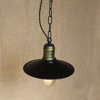 ぶら下げ照明ライトロフトレトロ工業用金属シェードペンダントランプ/バーコーヒーライト/diningroom E27