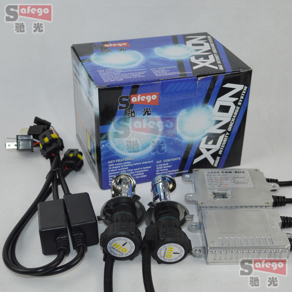 1set AC 12V 35W HYLUX canbus hid bixenon kit h4-3 h13-3 9004-3 9007-3 4300k 6000k 8000k 10000k h4-3 bi xenon led driver 1200w 24v 0v 26 4v 50a single output switching power supply unit for led strip light universal ac dc converter