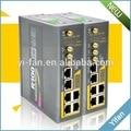 R100 industrial 3g VPN router wi-fi com slot para cartão Sim porta Ethernet