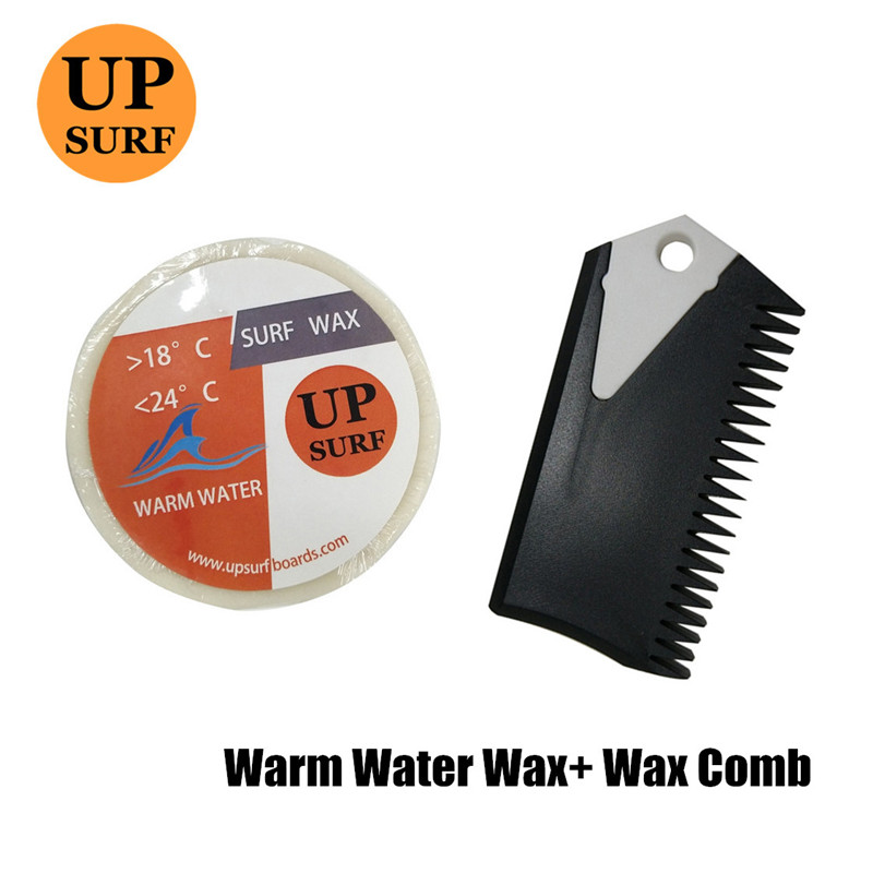 Surf Natural Wax Comb+Base/warm/cool/cold/Tropical Water Wax Surfboard Wax For Outdoor Surfing Sports