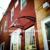 """YP100150-ALU 100x150 cm 39x59 """"casas pré-fabricadas roof top tenda galpão de plástico da folha do policarbonato overehead doorbalcony toldos"""