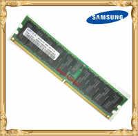 Samsung Server speicher 8 GB DDR2 2Rx4 ECC REG RAM 667 MHz PC2-5300P 667 8G Registriert