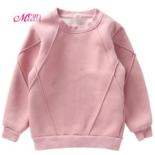 New Kids Clothing Autumn Winter Warm Boys Long Sleeve T-shirt Children Clothes Boy's Tees Tops Pullovers Shirt four 6 eight 10 12 Years