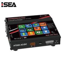HTRC HT208 AC DC 420 W 20A LCD Dokunmatik Ekran Dengesi Şarj 1-8 s için Lilon boşaltmalar LiPo LiFe Nicd LiHV NiM PB Pil şarj
