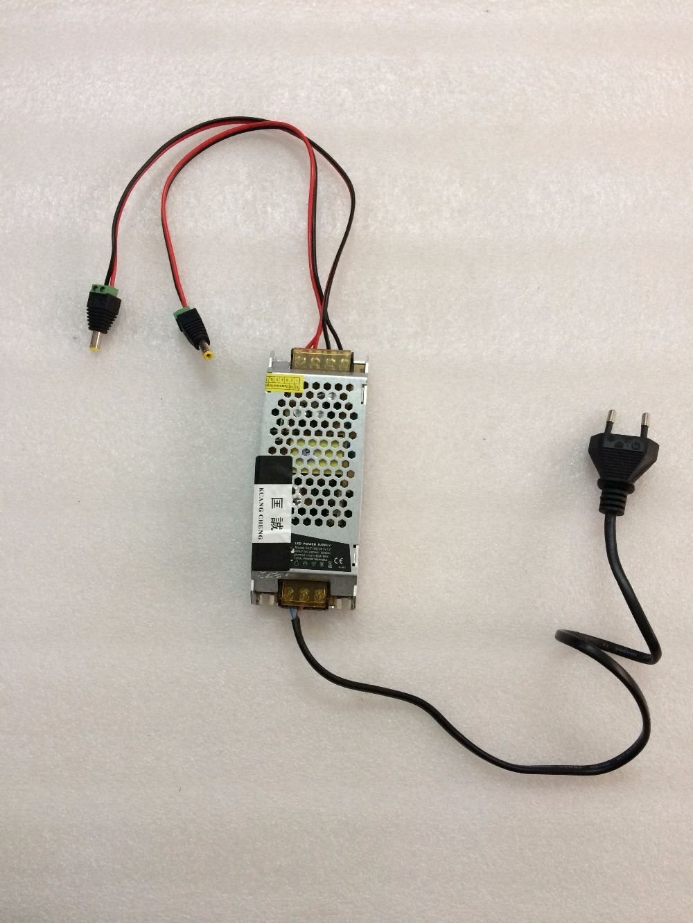 KUANGCHENG ASIC Miner Scrypt Miner gridseed blade Special power supply for USB small power miner. 100W 12V