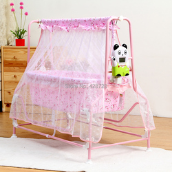 Berceau baby bassinet sallei baby bed electric cradle for intelligent newborn concentretor band mosquito net shook.jpg 250x250