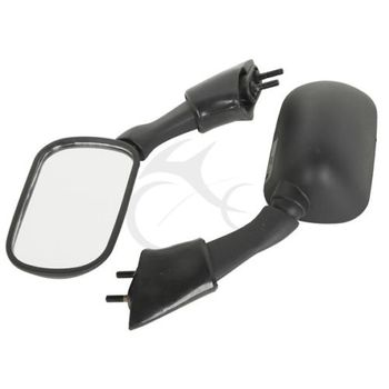 Motorcycle Left Right Mirrors For Yamaha FJR 1300 2001-2005 1