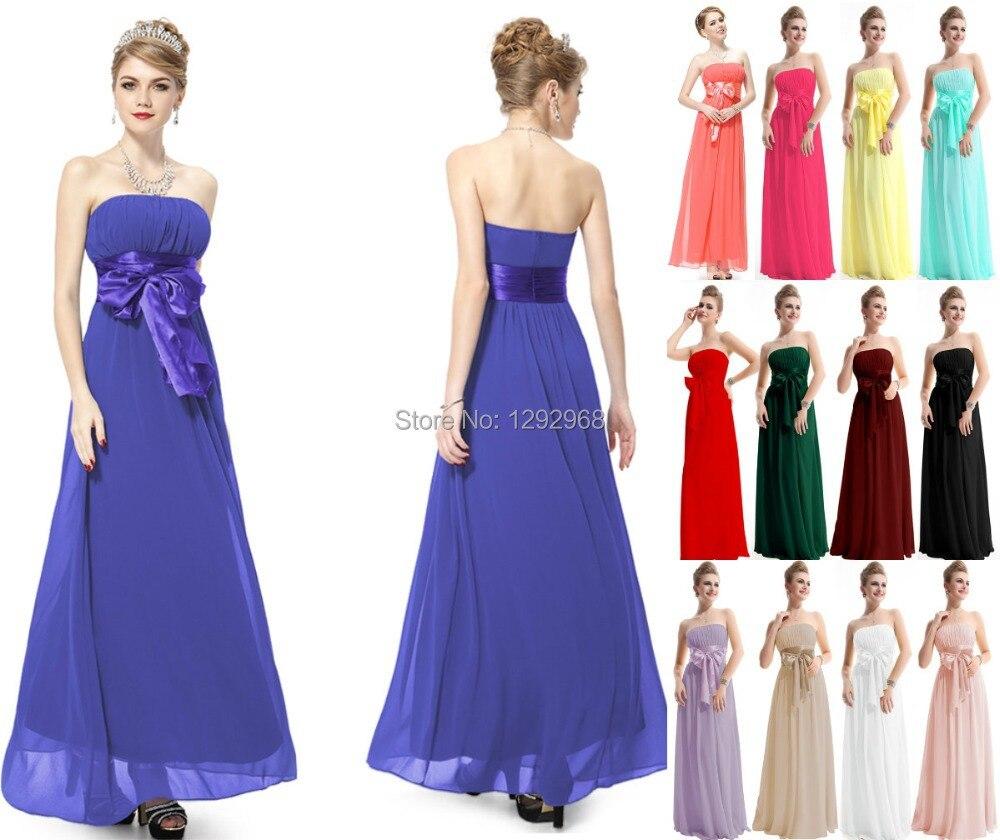 Excepcional Vestido De La Dama De Honor Con El Arco Ideas Ornamento ...