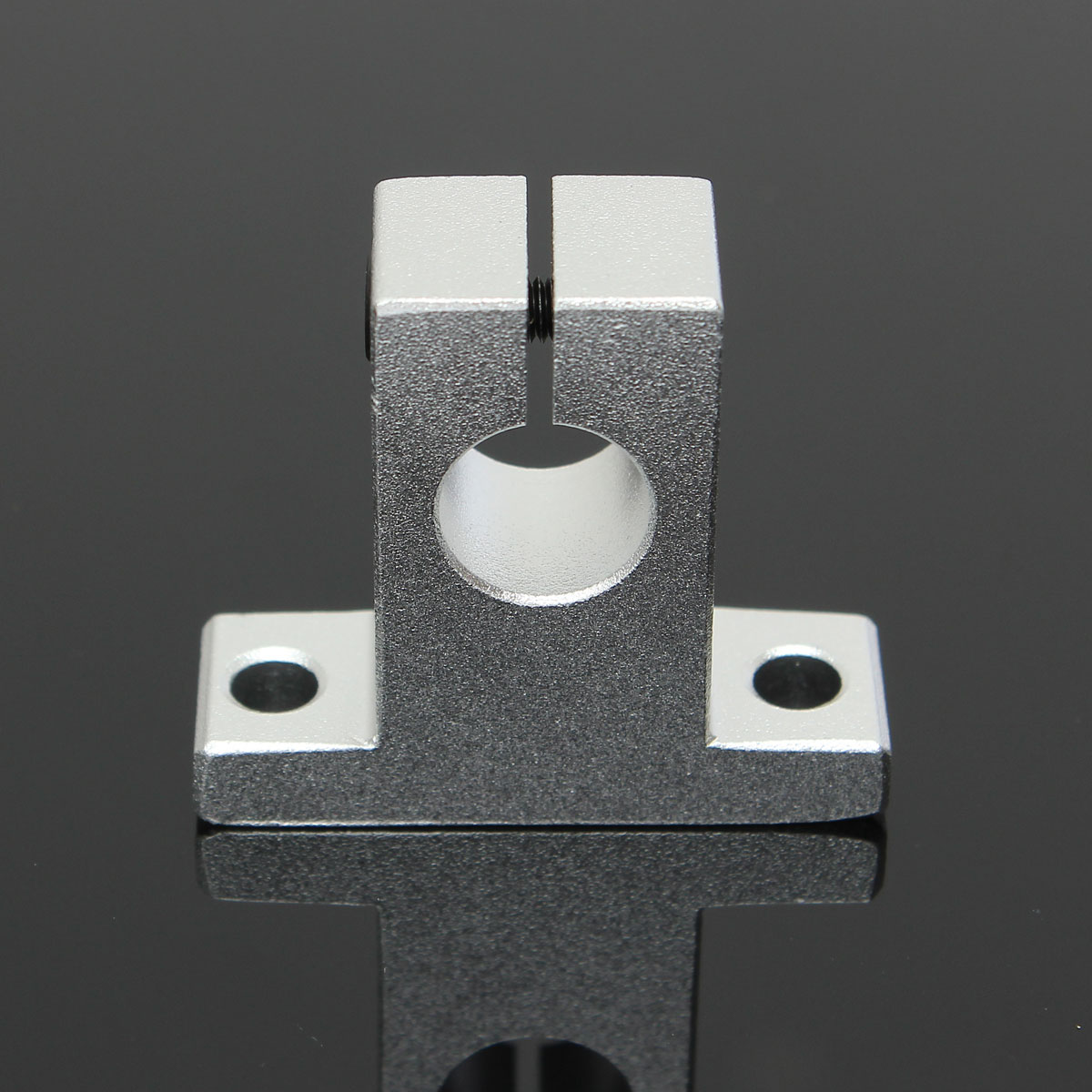 SK12 12mm Linear Bearing Rail Shaft Support Brackets XYZ Table CNC Router Accessories 42x14x37.5mm sk16 sh16a 16mm linear rail shaft support xyz table cnc 2pcs lot