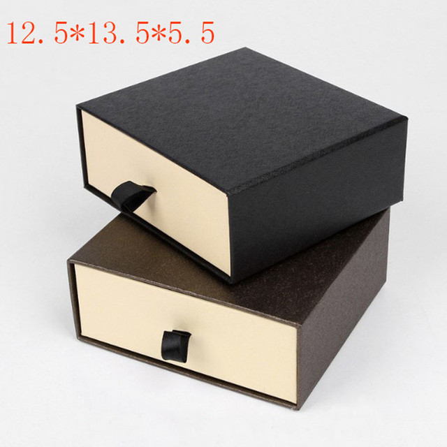12 5 13 5 5 5cm Belt Tie Packaging Boxes Jewelry Gift Box Wallet Packaging Boxes F20173659