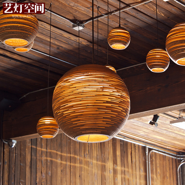 kunst lampe raum designer lampen nordic kreative persönlichkeit, Gartengerate ideen