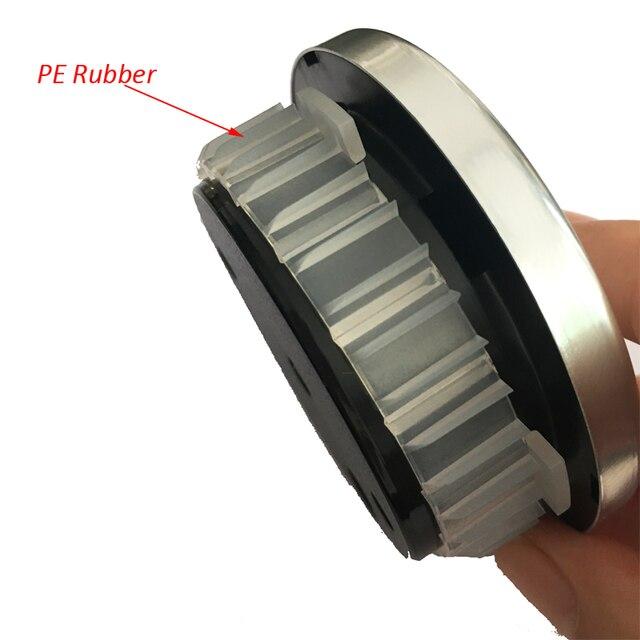 72mm precyzyjny Aneroid 3 w 1 barometr 72mm ścienny barometr wiszący 1070hPa złoty kolor okrągła tarcza stacja pogodowa powietrza Tester