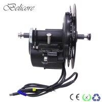 Coaster Brake Torque Sensor Tongsheng Tsdz2 Ebike Kit Conversion DIY Mid Motor 36v 250w Electric Bicycle Motor