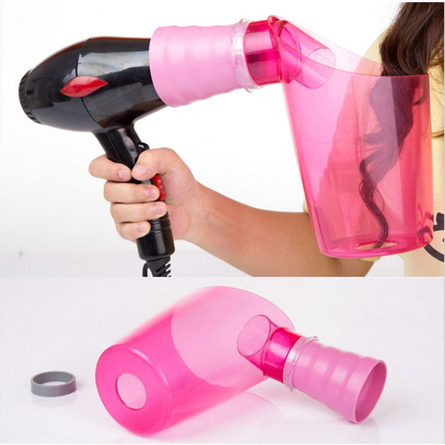 New Professional Magic Home DIY Air Curler Dryer Attachment Curling Lady Hair Styling Tools High Quality