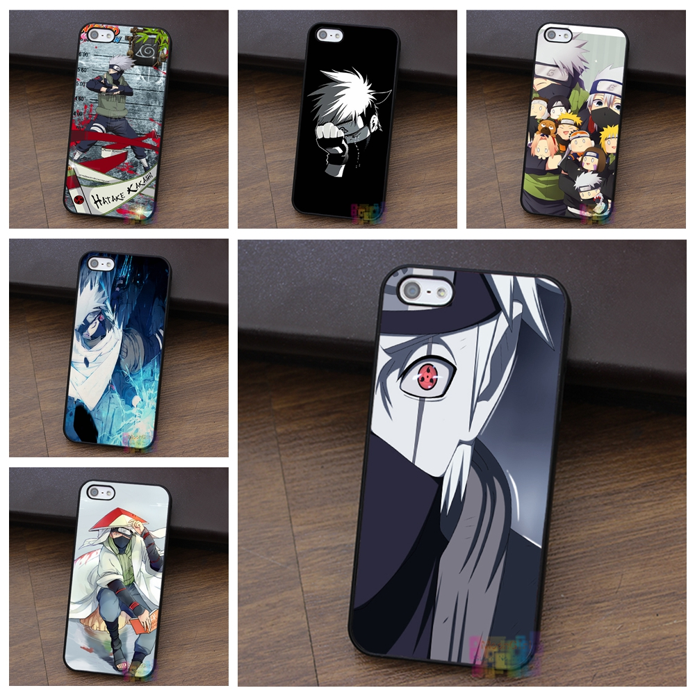 Cool Kakashi 3D iPhone Case (10 Design)