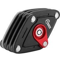 PAW PW0902 Bicycle Lock W/ Bracket Mount on Bike Convenient Pocket Storage Foldable Easy Use Key Lock Type Safe Locking