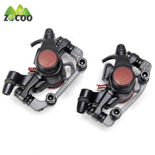Big discount Zocoo Free Shipping Durable BB5 Disc Brakes Mountain Bike Mechanical Calipers Road Cycling Brakes MTB Bicycle parts 1 Pair