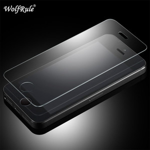 2PCS sFor Glass Apple iphone 5