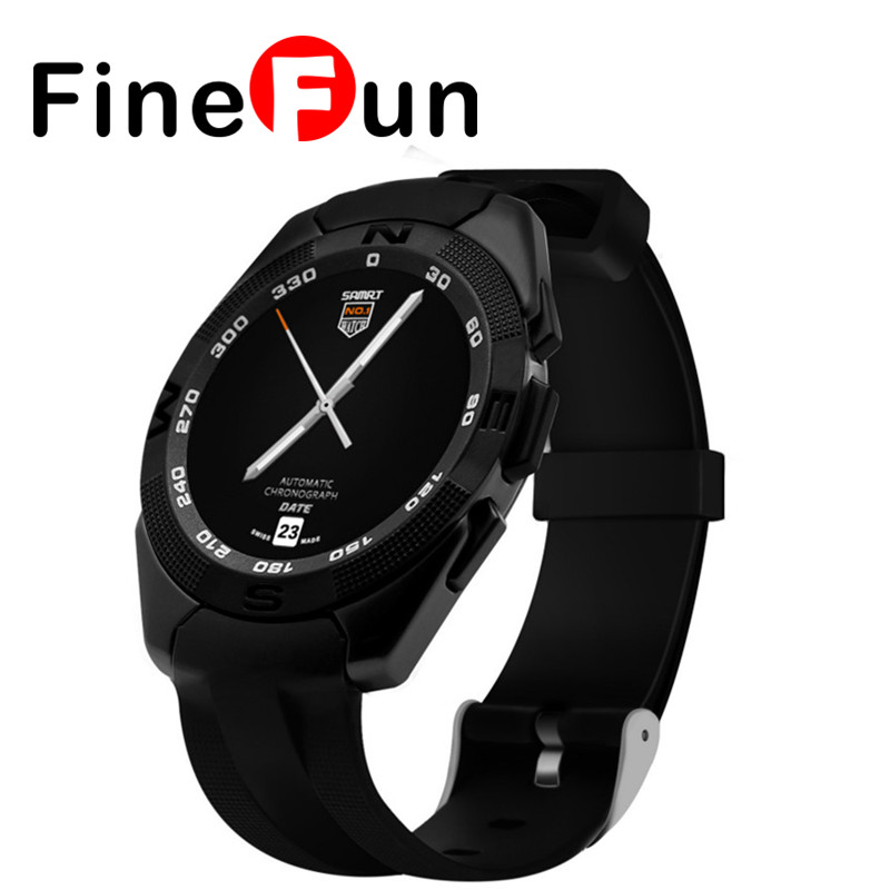 FineFun ultra-thin G5 Smart Watch MTK2502 Smartwatch Heart Rate Monitor Fitness Tracker Call SMS Reminder Camera for Android iOS no 1 g5 smart watch mtk2502c bluetooth smartwatch heart rate monitor fitness tracker call sms reminder camera for android ios