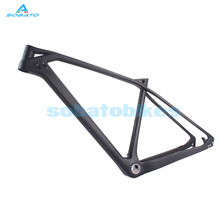 UD Carbon Matt Cycling MTB Mountain Racing frame 650b 27.5er bike Frame Size 17″ BSA instock