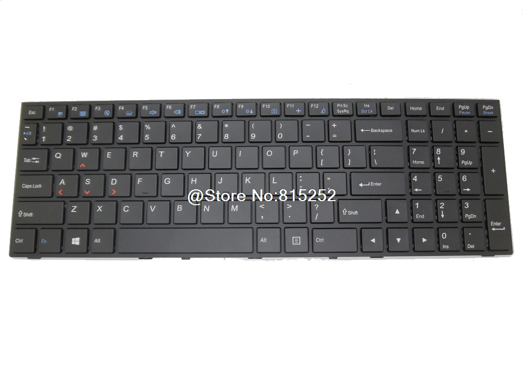 все цены на New Backlit Keyboard For Gigabyte P55G V5 P55W R7 P55W V4 V6 V7 P55W V6-PC3D JP GR P650 MP-13H83K0J4306 KR MP-13H86GBJ430B UK онлайн
