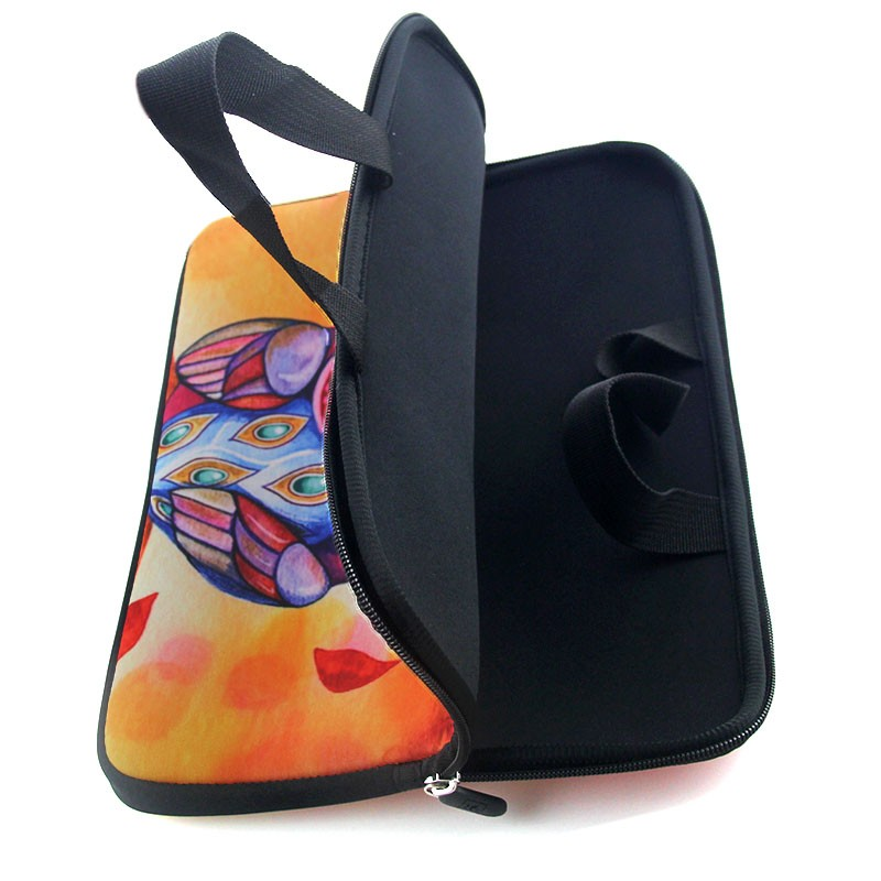 Neoprene Radio Recorder Laptop Bag Tablet Sleeve Pouch Bag For Notebook Computer Bag 7 10 12 13.3 15.6 17.3 For Macbook Air Pro