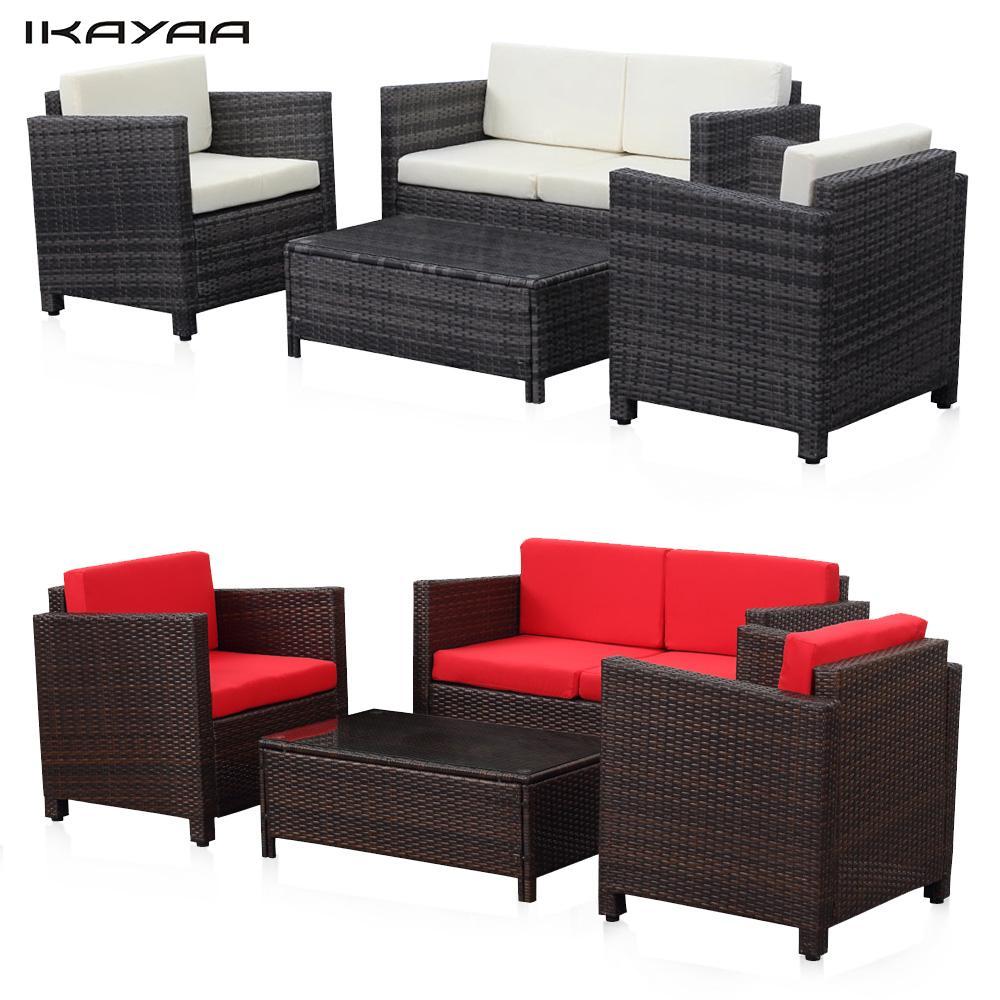 Conjunto Muebles De Jardin. Simple Conjunto Muebles De Jardn Terraza ...