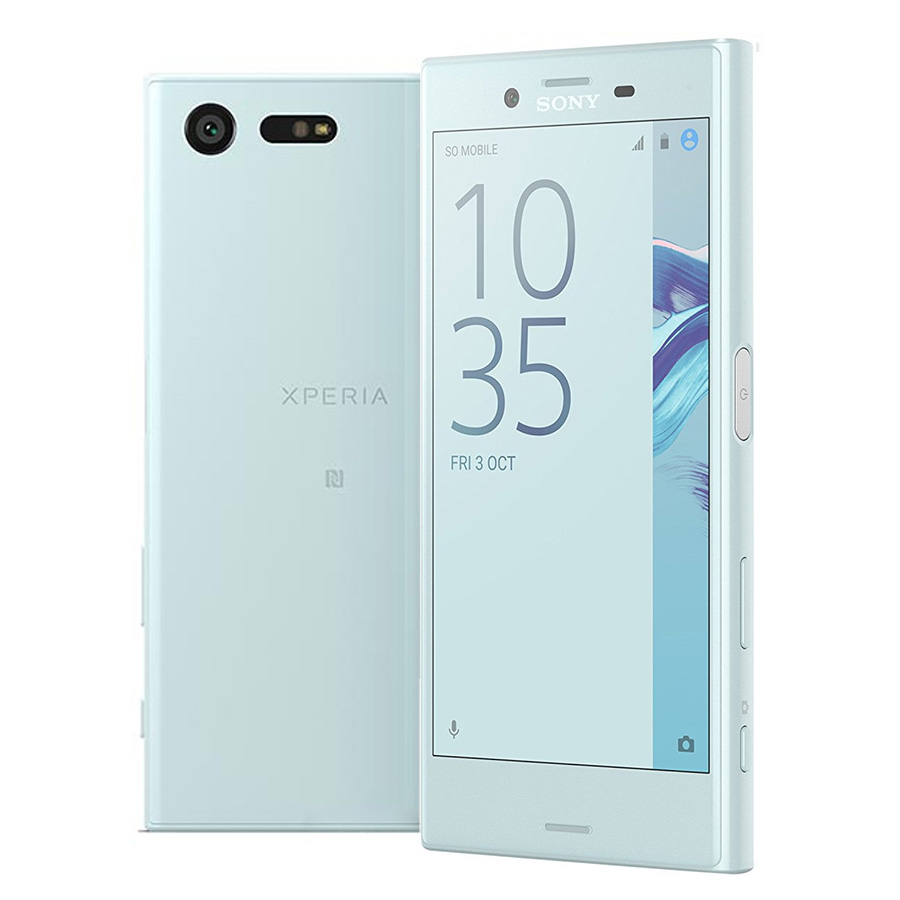 "Image 5 - Original New Sony Xperia X Compact  F5321 4G LTE Mobile Phone 4.6"" 3GB RAM 32GB ROM 2700mAh Android Fingerprint Single SIM Phone-in Cellphones from Cellphones & Telecommunications"