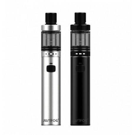 2pcs/lot Justfog FOG 1 Kit Anti-spit protection shield with 1500mAh battery 2ml tank Electronic cigarette All-In-One kit