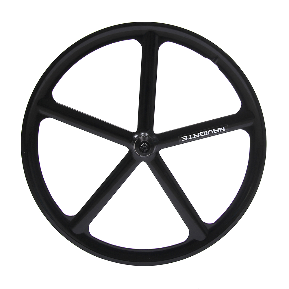 Magnesium Alloy road bike 700C wheel 5 spokes fixie Bicycle Mag TRI front rear wheel Mag Alloy Fixed gear bike wheels Rims 1pcs magnesium alloy single speed fixed gear bike wheels 700c road racing venues inch wheel bicycle accessories