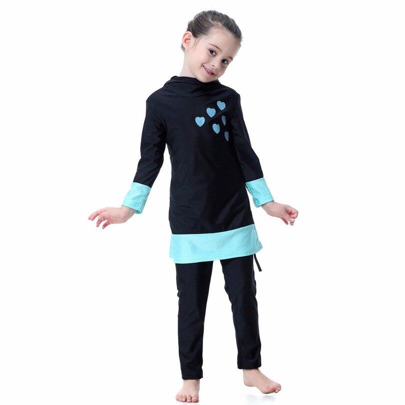 Schwimmen Effizient Modest Islamischen Plus Größe Mädchen Marke Maillot De Bain Muslimischen Badeanzug Floral Hijab Bademode Bade Weitere Rabatte üBerraschungen