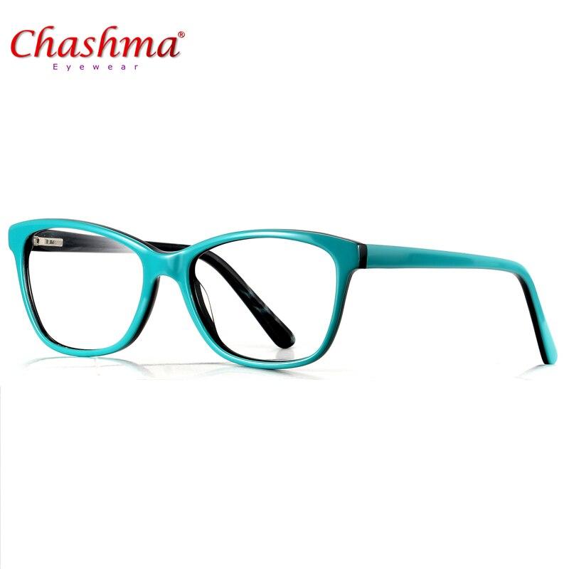 מרשם מסגרת משקפיים אצטט באיכות גבוהה מעצב מותג ברור אופטי משקפי קוצר ראיה מסגרות משקפיים בסגנון עמים