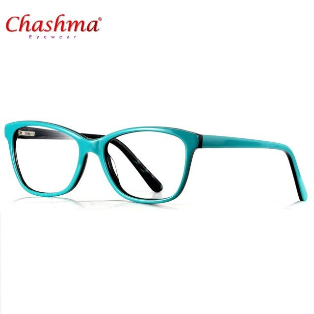 Высококачественная оправа для очков из ацетата, дизайнерская брендовая прозрачная оправа для очков при близорукости, оправа для очков в народном стиле