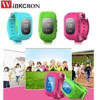 Kids GPS Tracker SOS Emergency Anti Lost GPS tracker Smart Mobile Phone App Bracelet Wristband Two Way Communication