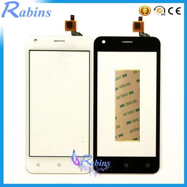 ỐNG SÁO màn hình cảm ứng 4.5 inch Đối Với Fly FS454 nimbus 8 FS 454 màn hình cảm ứng digitizer front glass lens panel thay thế cảm biến