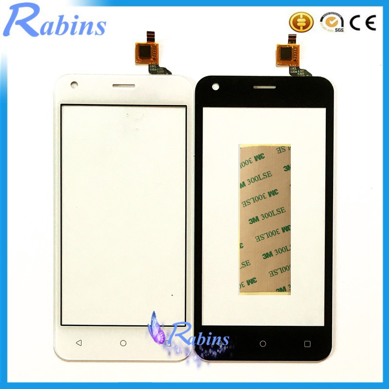 SYRINX touchscreen 4.5 inch For Fly FS454 nimbus 8 FS 454 touch screen digitizer front glass lens panel sensor replacement image