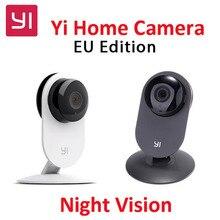 Edición internacional!! xiaomi yi cámara inteligente, Xiaoyi hormigas Inteligente Webcam cámara IP inalámbrica wifi camaras cctv cámara de Visión Nocturna