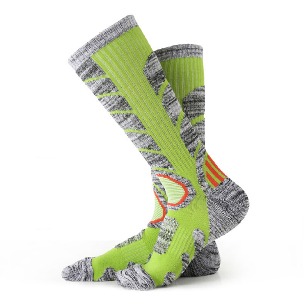 Походные носки Эротические чулки для женщин Альпинизм Носки Для Девочек Прочный практические нейлон многоцветная осень-зима