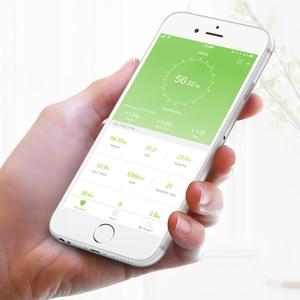 Image 5 - T6 גוף שומן סולמות רצפה מדעי אלקטרוני LED דיגיטלי משקל אמבטיה ביתי איזון Bluetooth APP אנדרואיד או IOS