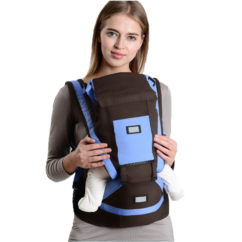 0-48M Baby Carrier Infant Toddler Ergonomic Sling Backpack Bag Gear With Hipseat Wrap Newborn Cover Coat for Babies Strolle