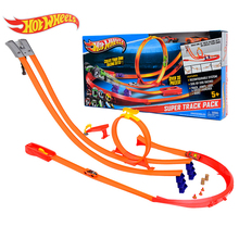 Hot Wheels  Track Model Cars Toys For Boys 2017 Hotwheel Classic Educational Toy Car Racing Train Kids toy