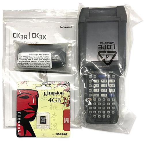 Pour Intermec CK3R Terminal de Données Portable AlphaNum 2D Imageur CK3R CK3X